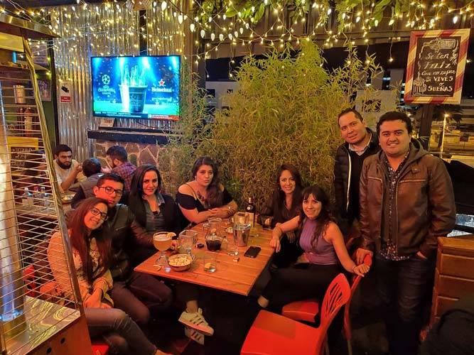 restaurante riobamba factory bar amigos