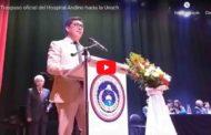 🔴 VIDEO | Traspaso oficial del Hospital Andino hacia la UNACH - La Prensa