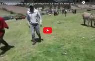 VIDEO: Mujer atropellada por un bus coop Alausí en sector TASQUI CHIMBORAZO