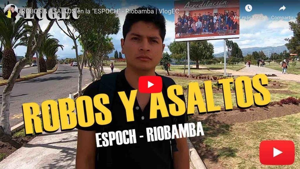 🔴 VIDEO: ROBOS & ASALTOS en la