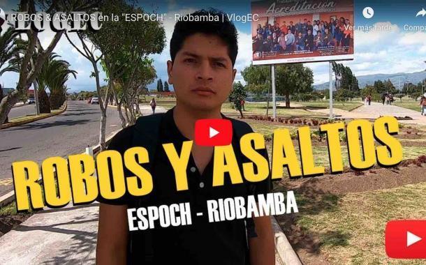 🔴 VIDEO: ROBOS & ASALTOS en la