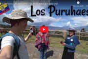 VIDEO | Popular YouTuber de Corea del Sur conoce la cultura PURUHÁ