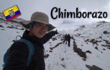 🔴 VIDEO   FAMOSO Youtuber de Corea del Sur visita el CHIMBORAZO