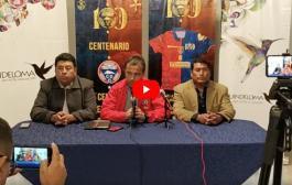 🔴 VIDEO | Rueda de prensa presentación del Gerente Deportivo Gabriel Fernández