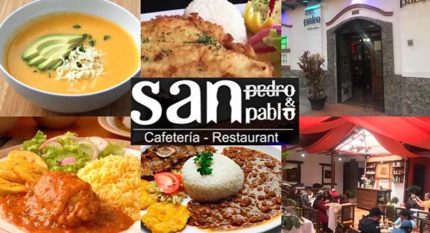 San Pedro & San Pablo RestoBar