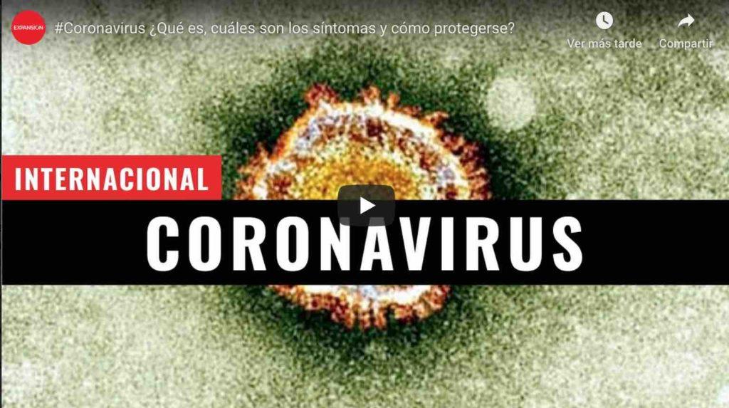 Video: Coronavirus ¿Qué es, cuáles son los síntomas y cómo protegerse?