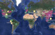 Coronavirus Ecuador Mapa Mundial de Casos de Coronavirus en VIVO