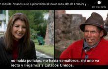 VIDEO | Entrevista de UNIVISION a Baltazar Uscha