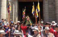 VIDEO |  El Pase del Niño Rey de Reyes se vivió en RIOBAMBA