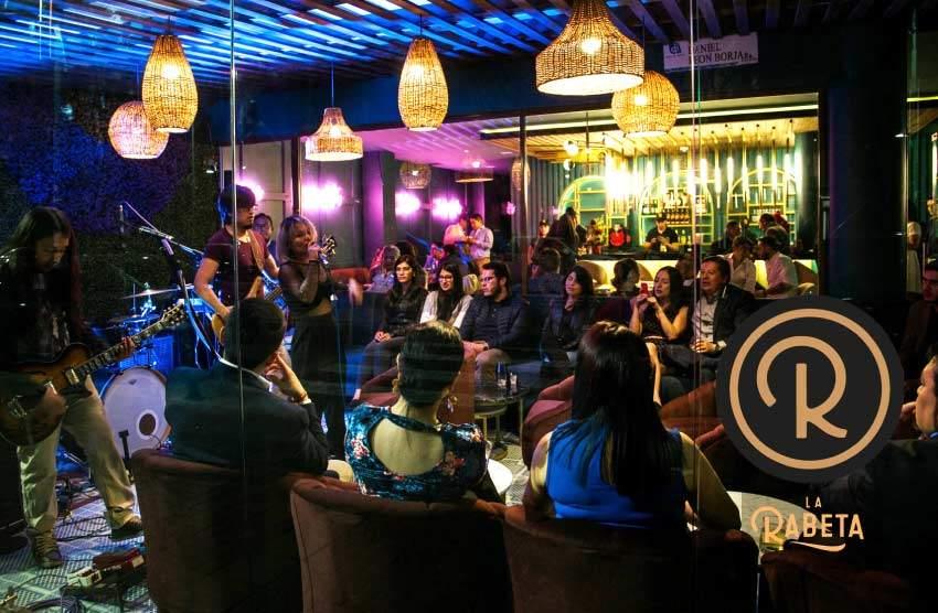 la rabeta bar restaurante en riobamba