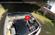 VIDEO | AUTO 100% ELÉCTRICO En Riobamba - Ecuador