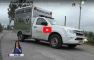 VIDEO | Hombre se habría suicidado en su vivienda de Chimborazo