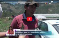 VIDEO: Octogenaria murió cuando guardaba aislamiento voluntario en Chimborazo