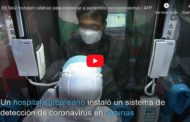 Video: 😲 ¡INCREÍBLE! En Seúl, instalan 'cabinas telefónicas' para examinar a pacientes con Coronavirus