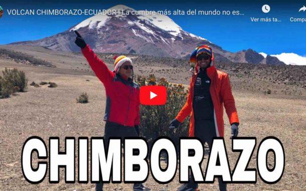 CHIMBORAZO como llegar | como ir - Blog de un viaje (VIDEO)