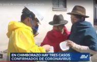 VIDEO: Tres casos en Chimborazo ¿qué medidas se están tomando?