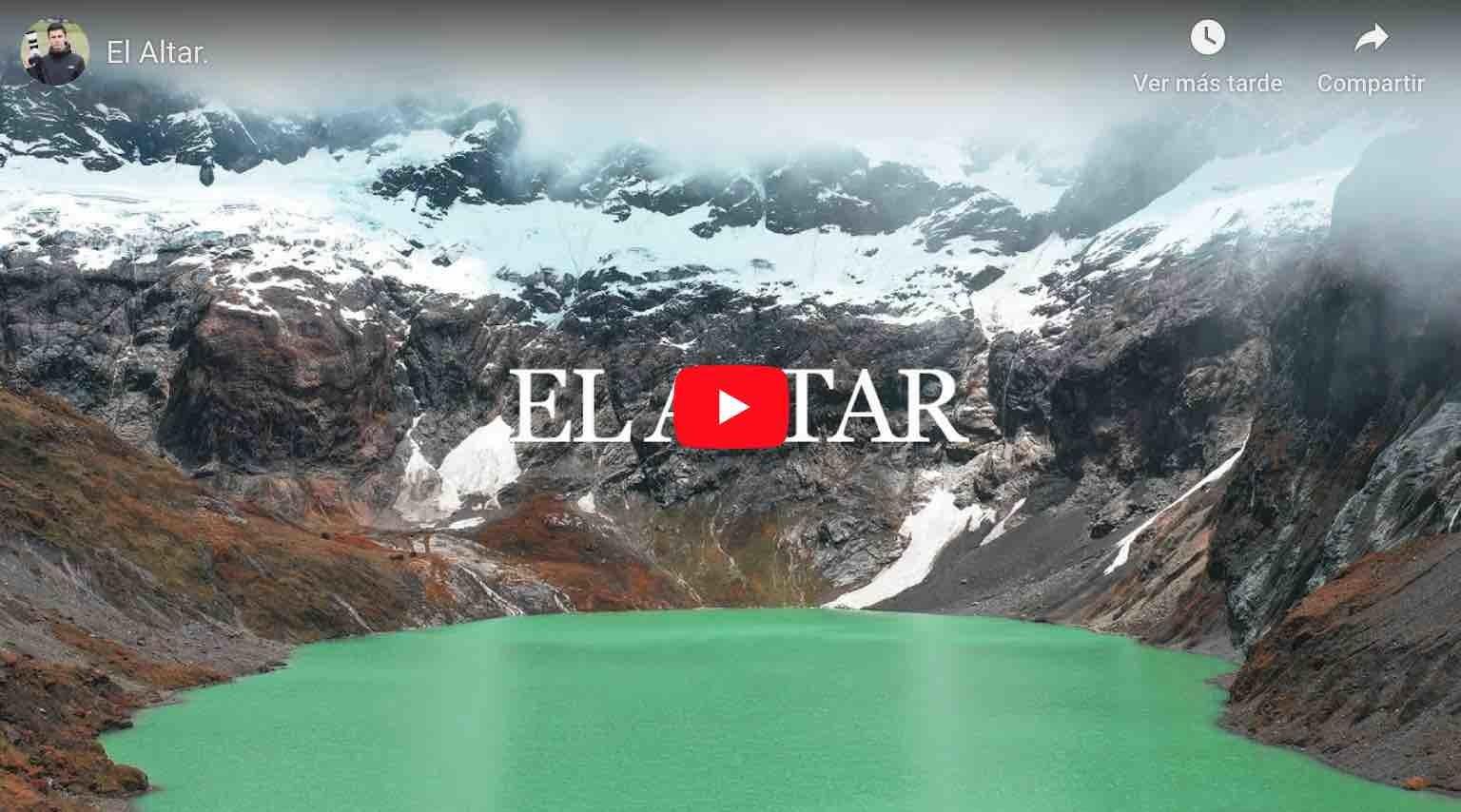Photo of VIDEO   El Altar ¡Espectaculares Tomas!