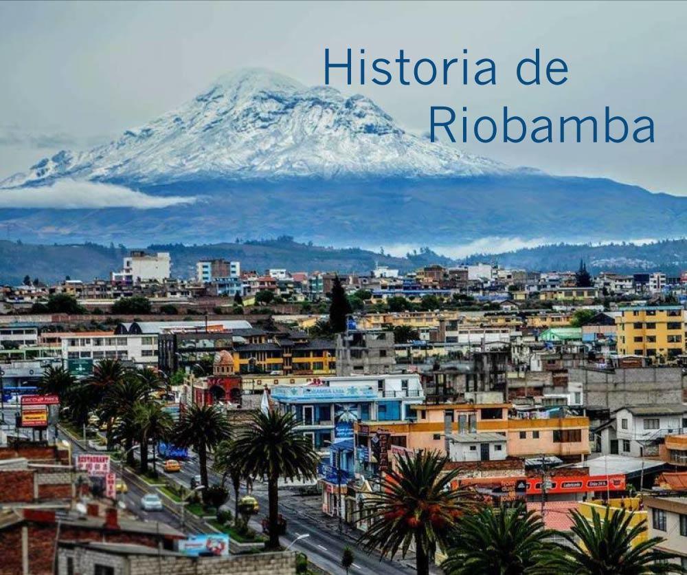 riobamba historia