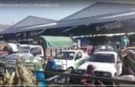 VIDEO: Aglomeración de personas en el Mercado Mayorista de Riobamba