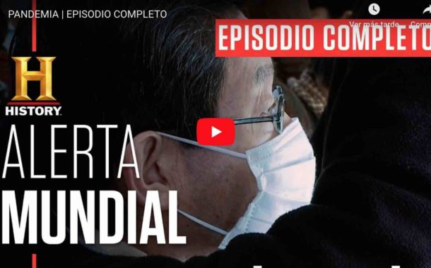Video: PANDEMIA | EPISODIO COMPLETO - History