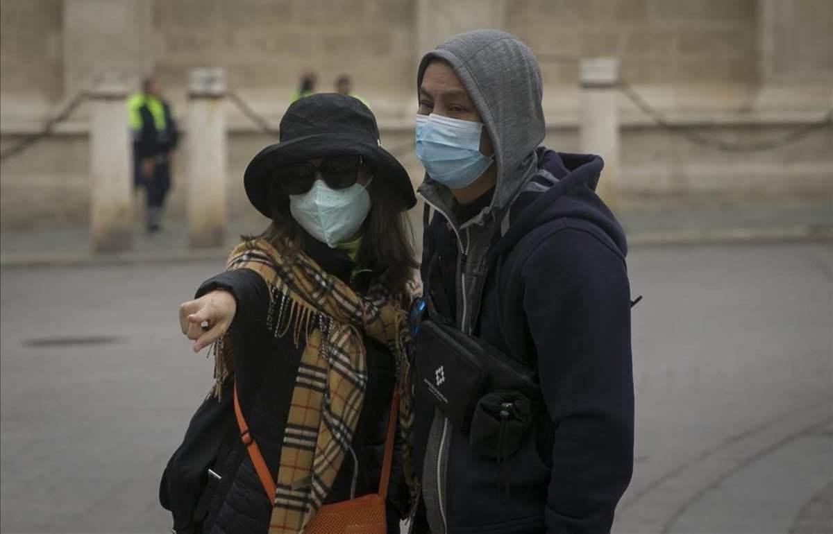 Photo of VIDEO: Son 2 ciudadanos EXTRANJEROS con COVID19 en CHIMBORAZO