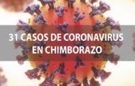 VIDEO: ASCIENDEN a 31 los casos de Covid19 confirmados en Chimborazo