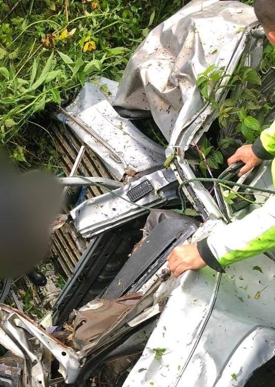 Un Fallecido por Accidente de Tránsito en Alausí