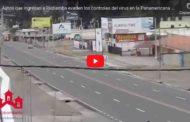 VIDEO: Así EVADEN controles del virus en la Panamericana Norte