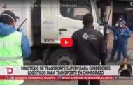 VIDEO: Corredores logísticos para transporte en Chimborazo