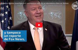 Video: Estados Unidos investiga si el coronavirus salió de un laboratorio chino en Wuhan.