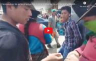VIDEO: Riobamba Personas sin MASCARILLAS.