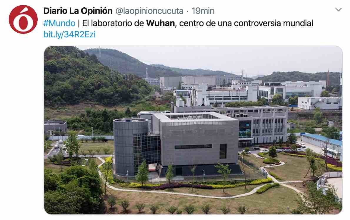 laboratorio whan china