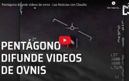 Video: Confirman la existencia de OVNIS, el Pentágono publica oficialmente videos de ovnis.