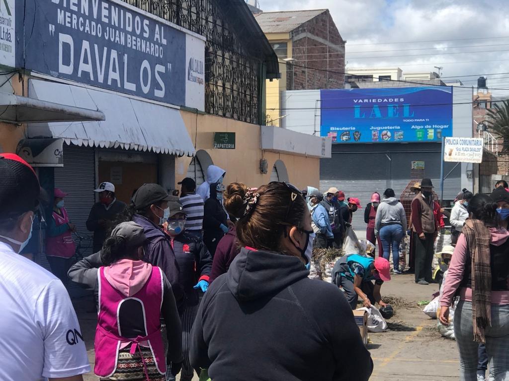 VIDEO: RIOBAMBA el día de HOY se han reportado irresponsabilidad de varios ciudadanos