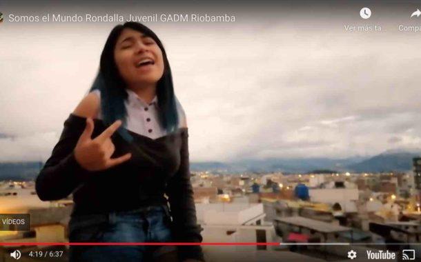 VIDEO: EMOTIVA iniciativa musical nos presenta la Rondalla Juvenil de Riobamba