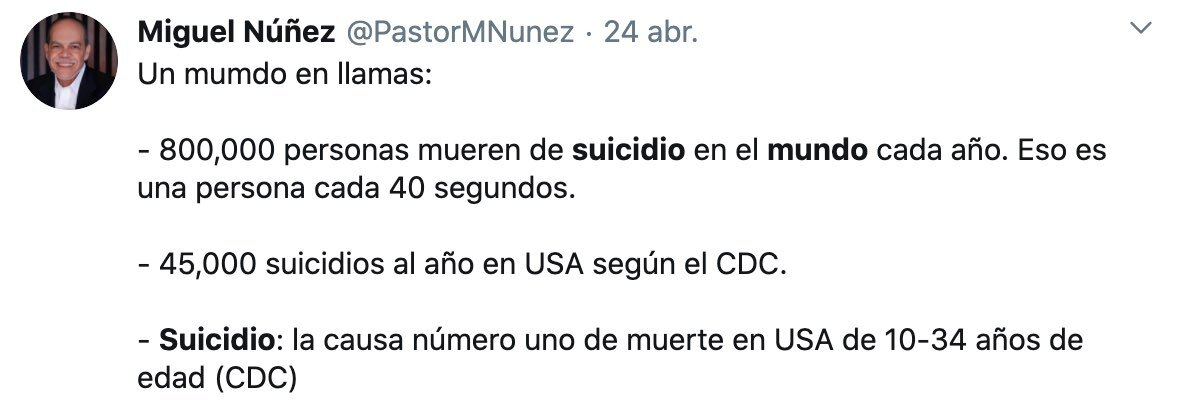 suicidios mundo