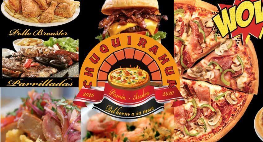 Chuquirahua Pizzería - Asadero