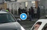 VIDEO: Allanamiento por un presunto sobreprecio en la la Municipalidad de Colta.