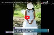 VIDEO: Existe un sospechoso del asesinato de Emily de 8 años.