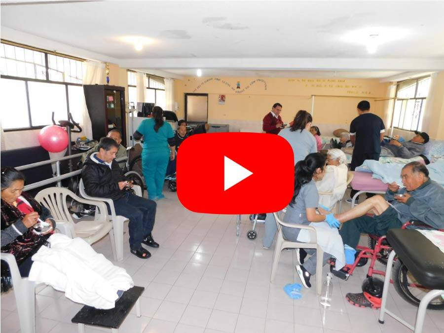 Photo of VIDEO: Adultos mayores muerieron por covid 19 en asilo de provincia de Chimborazo