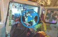 VIDEO: Mujer da a luz en la vía pública en San Andrés con la ayuda de la policía.