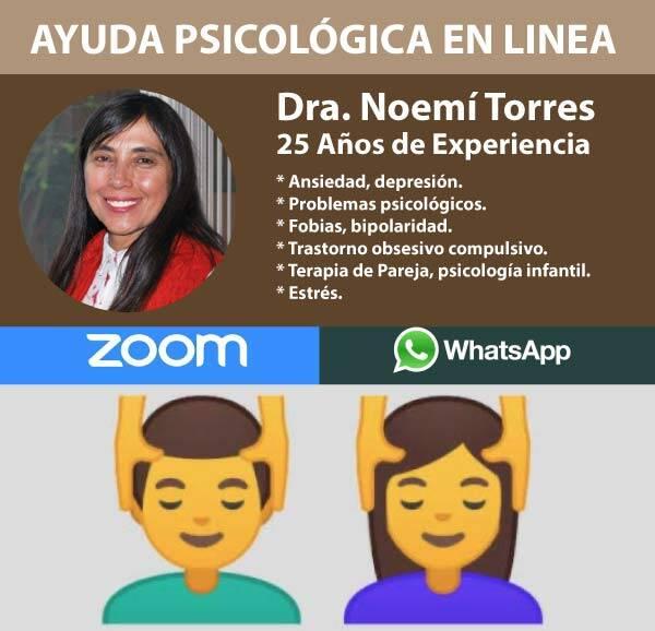 Ayuda Psicológica en Línea