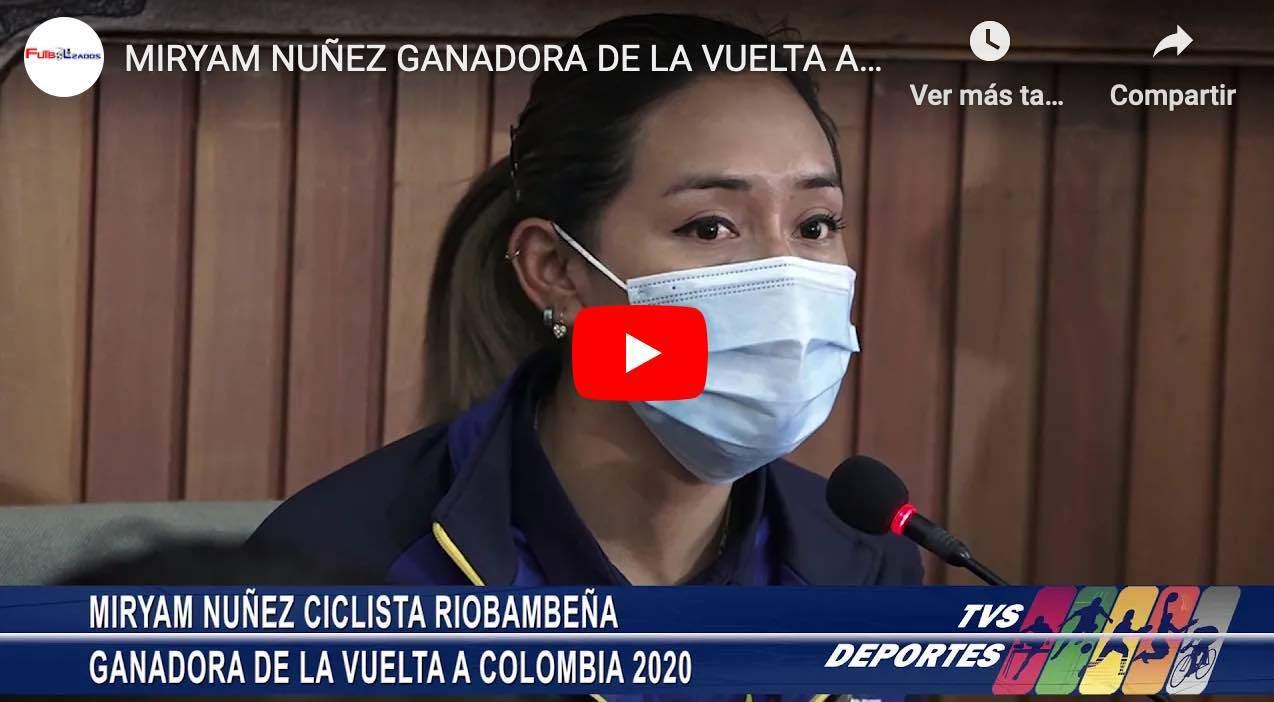 VIDEO: Así fue recibida en Riobamba MIRYAM NUÑEZ