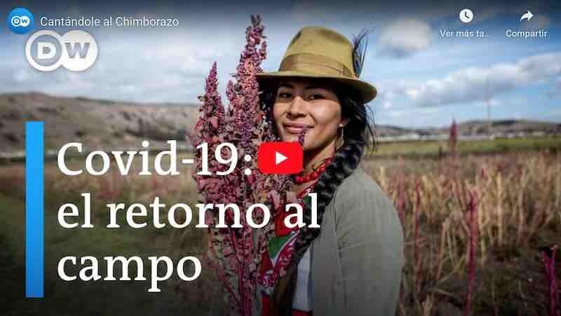 VIDEO: Cantándole al Chimborazo, reportaje de la cadena alemana DW