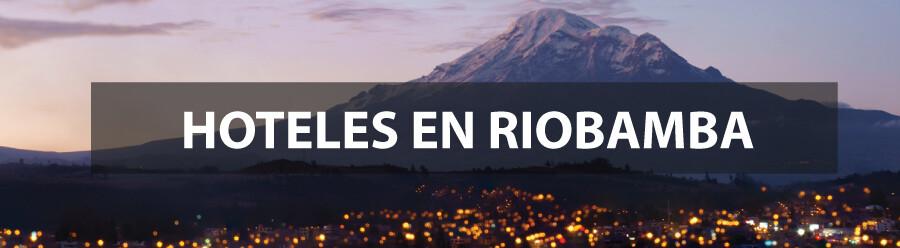hoteles en riobamba